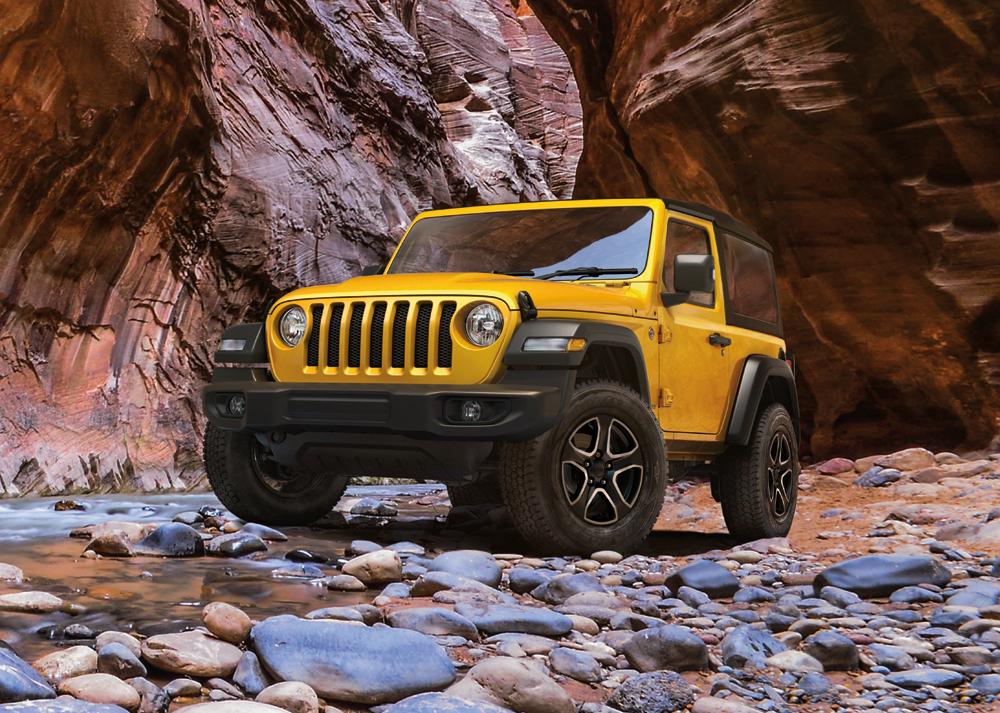 Jeep Wrangler Offers Jeep Australia