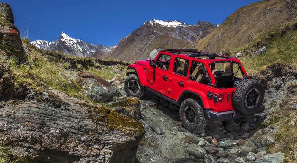 Jeep® Warranty, Capped Price Servicing and Roadside Assistance