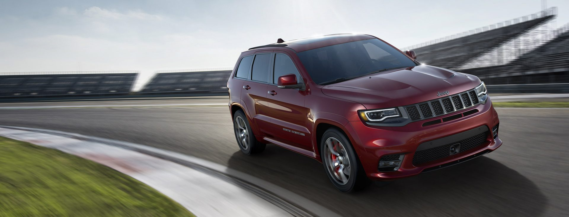 2017 Jeep Grand Cherokee SRT VLP Hero